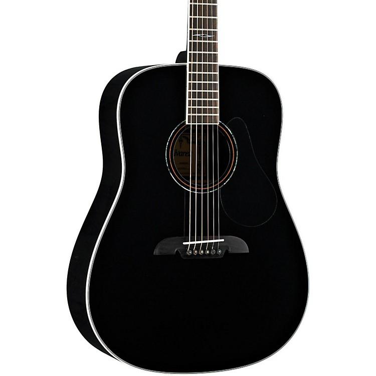 AlvarezArtist Series AD60 Dreadnought  Acoustic GuitarBlack