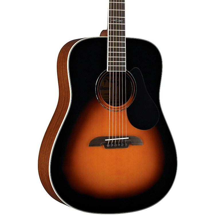 AlvarezArtist Series AD60 Dreadnought  Acoustic GuitarSunburst