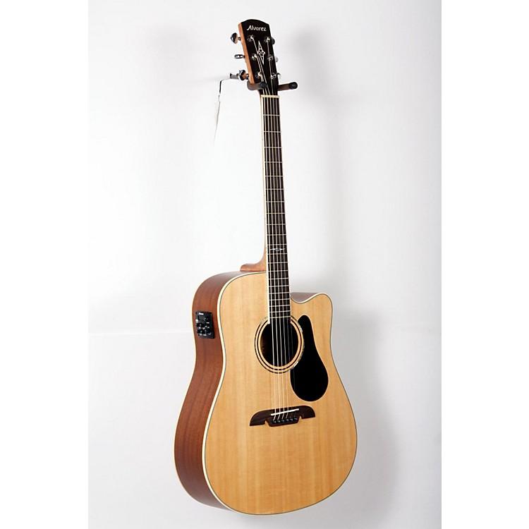AlvarezArtist Series AD60CE Dreadnought Acoustic-Electric GuitarNatural888365842257