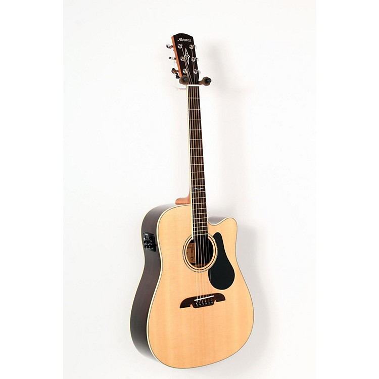 AlvarezArtist Series AD70CE Dreadnought Acoustic-Electric GuitarNatural888365550596