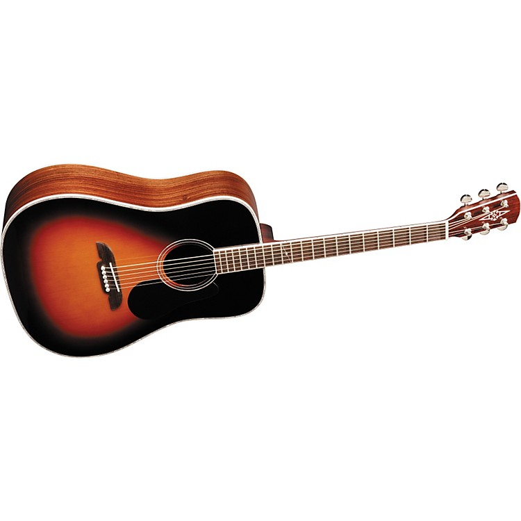 AlvarezArtist Series AD80SSB Dreadnought Acoustic Guitar