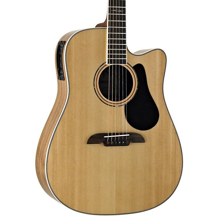 AlvarezArtist Series AD90CE Dreadnought Acoustic-Electric Guitar