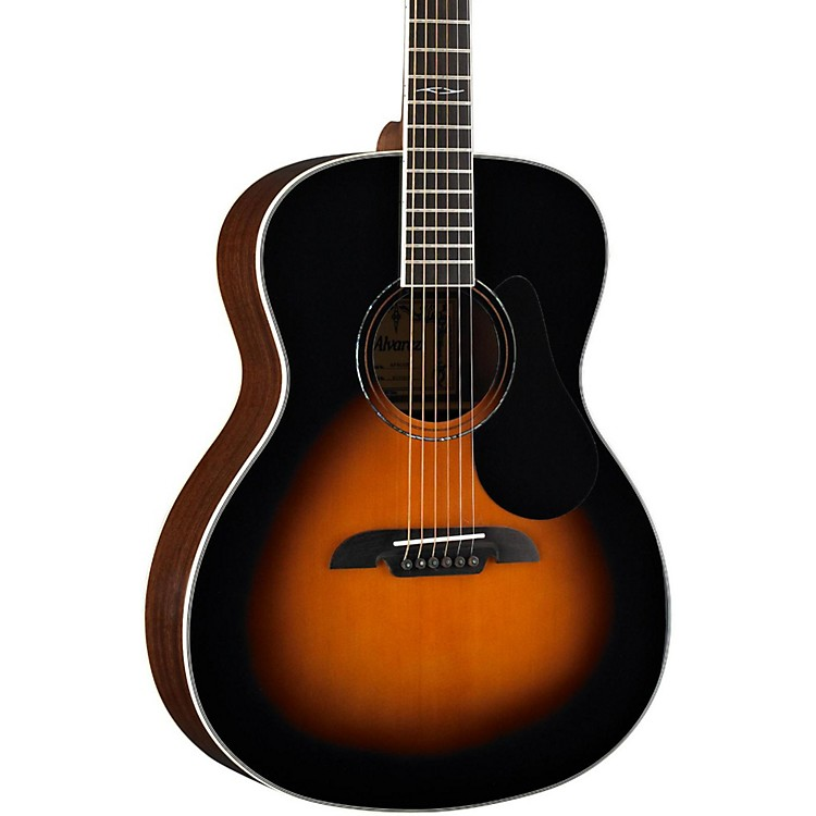 Alvarez Artist Series AF60 Folk Acoustic Guitar Sunburst