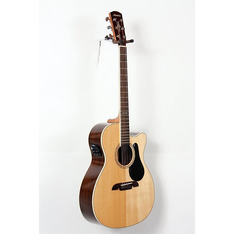AlvarezArtist Series AF70CE Folk Acoustic-Electric GuitarNatural888365729756