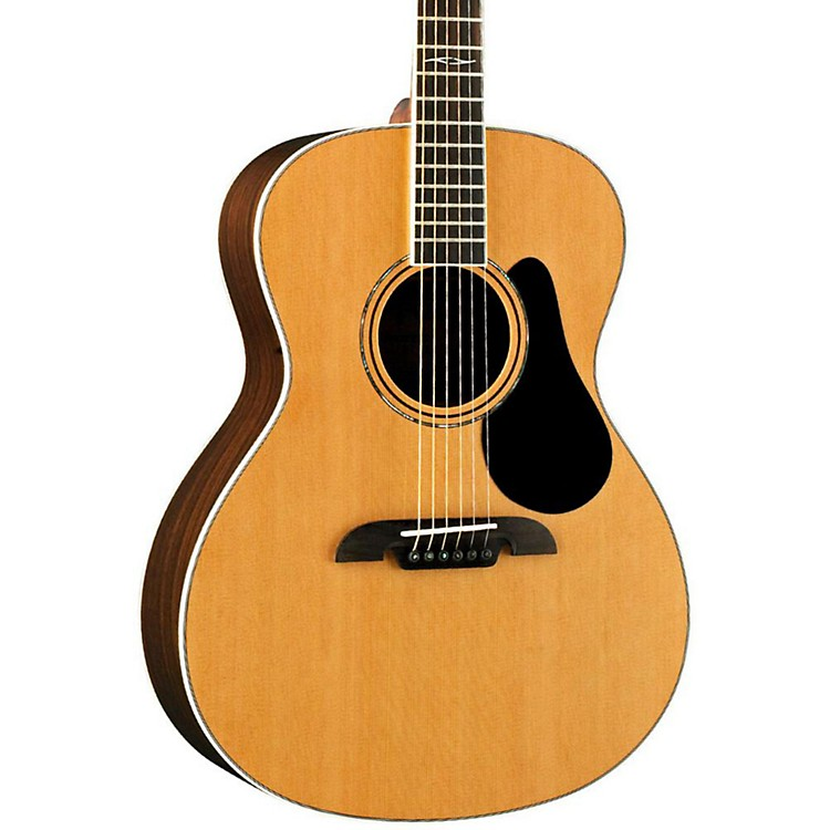 Alvarez Artist Series AF75 Folk Guitar Natural