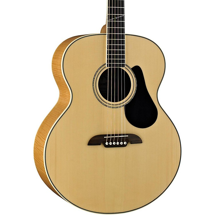 Alvarez Artist Series AJ80 Jumbo Guitar Natural