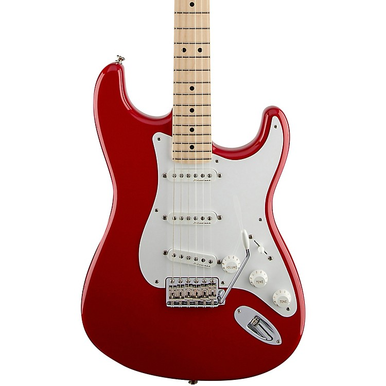 FenderArtist Series Eric Clapton Stratocaster Electric GuitarTorino Red
