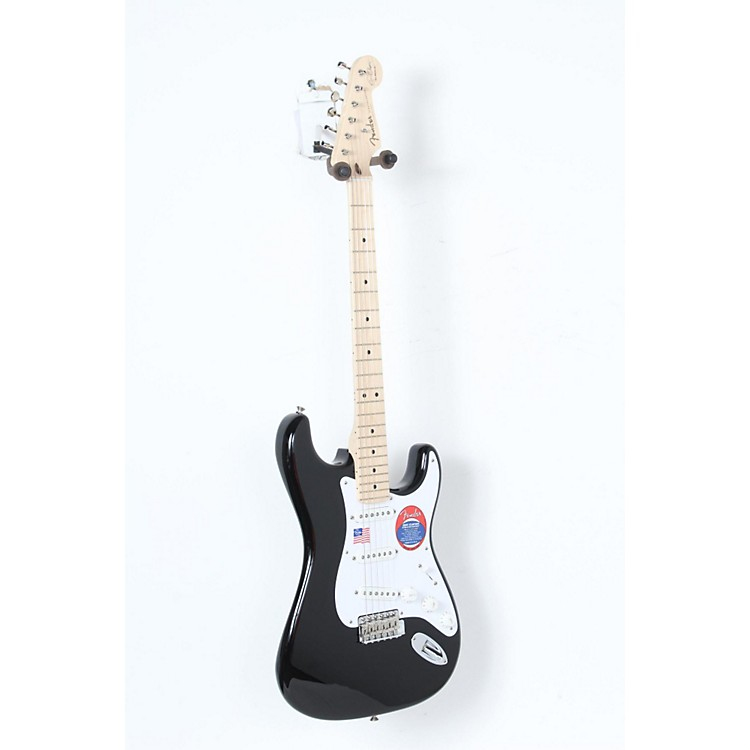 Fender Artist Series Eric Clapton Stratocaster Electric Guitar Black 888365904115