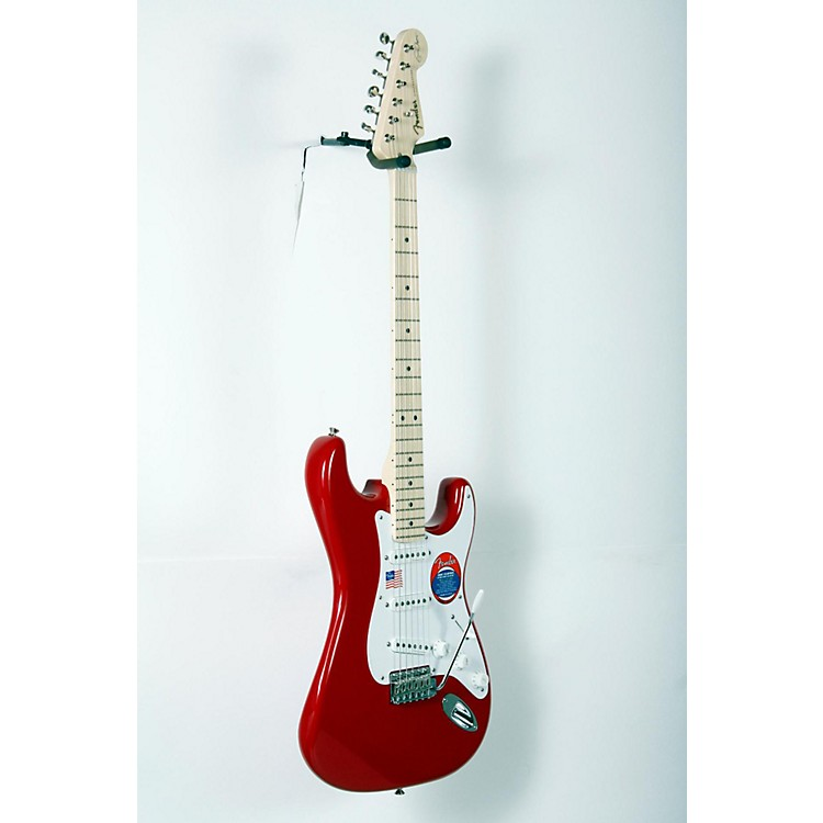 FenderArtist Series Eric Clapton Stratocaster Electric GuitarTorino Red888365847450