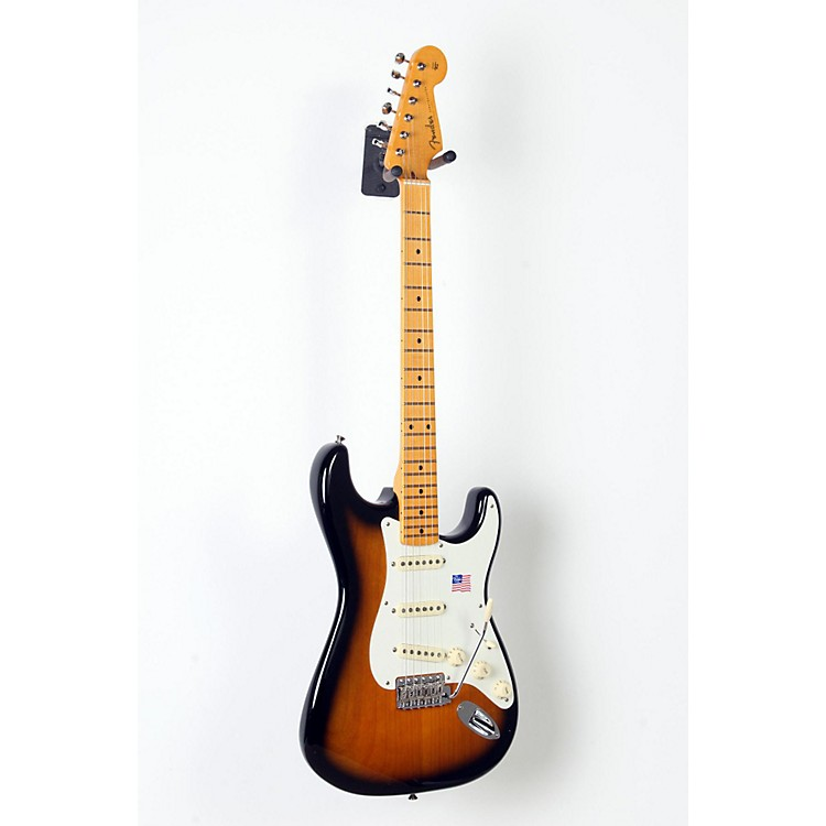 FenderArtist Series Eric Johnson Stratocaster Electric Guitar2-Color Sunburst,Maple Fretboard888365837550
