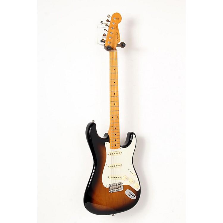 FenderArtist Series Eric Johnson Stratocaster Electric Guitar2-Color Sunburst,Maple Fretboard888365841441