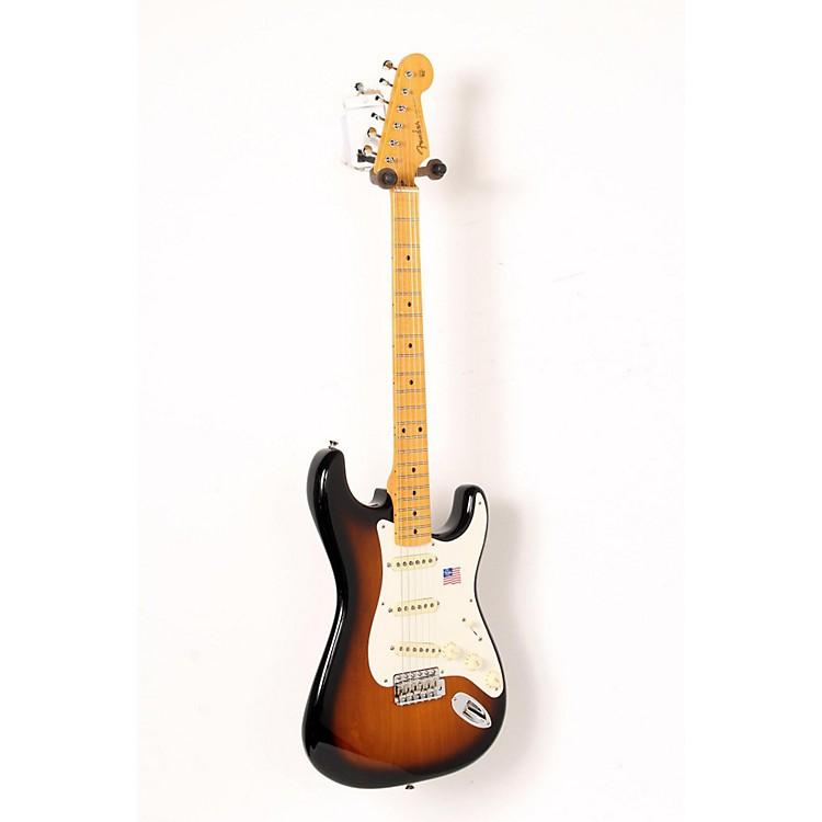 FenderArtist Series Eric Johnson Stratocaster Electric Guitar2-Color Sunburst,Maple Fretboard888365911342
