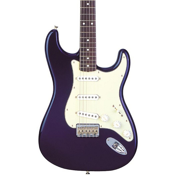 Fender Artist Series Robert Cray Stratocaster Electric Guitar Violet
