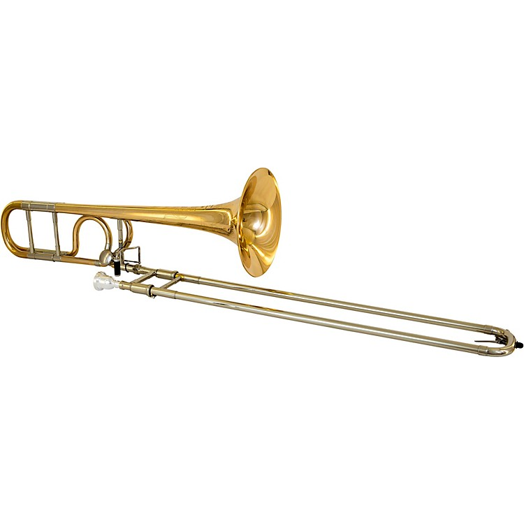 BAC MusicArtist Series San Francisco TromboneLightweight LacquerGold Brass Bell