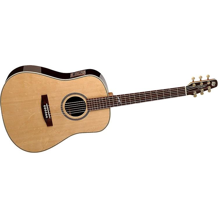 seagull artist series studio i beam duet acoustic electric guitar music123. Black Bedroom Furniture Sets. Home Design Ideas