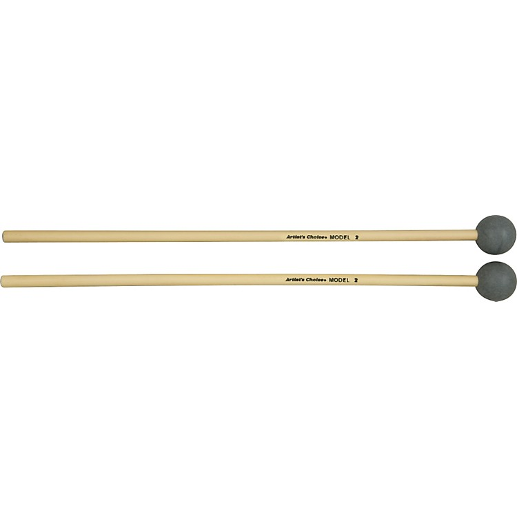 Grover ProArtist's Choice Xylophone / Bell Mallets1 1/8 in. Hard Pvc