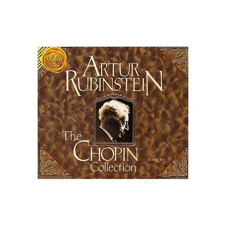 AllianceArtur Rubinstein - Chopin Collection (CD)