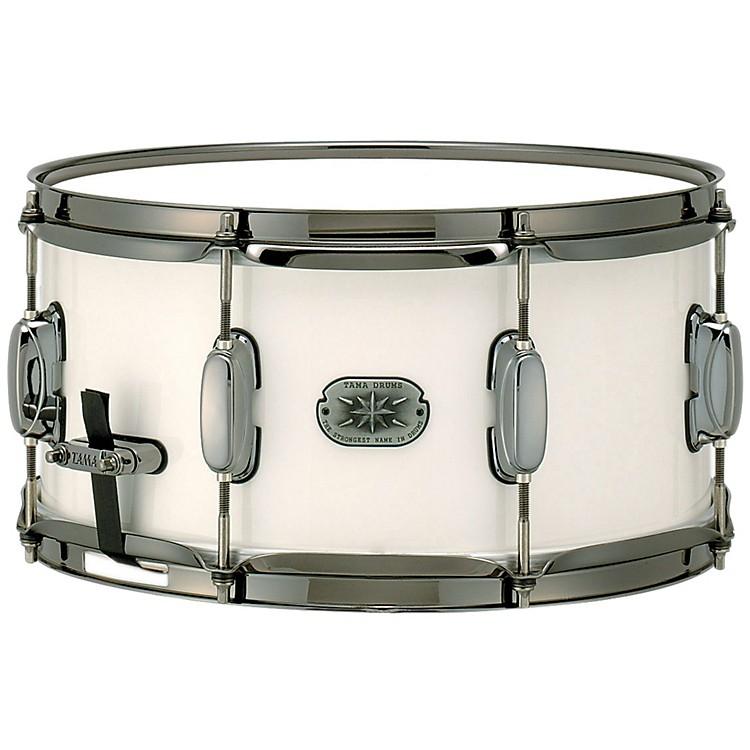 TamaArtwood Custom Snare DrumPiano White5.5x14