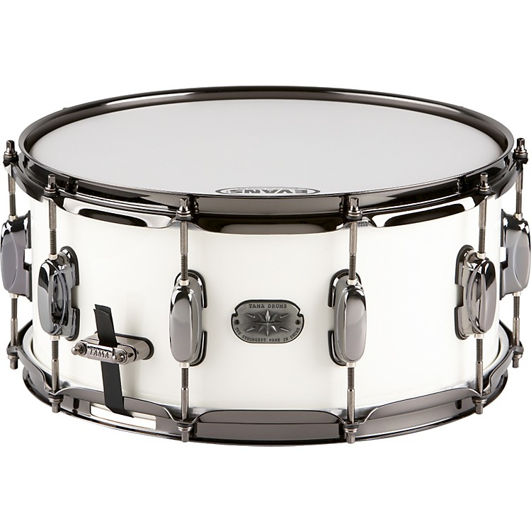 Tama Artwood Custom Snare Drum Satin Cherry Burst 4x14