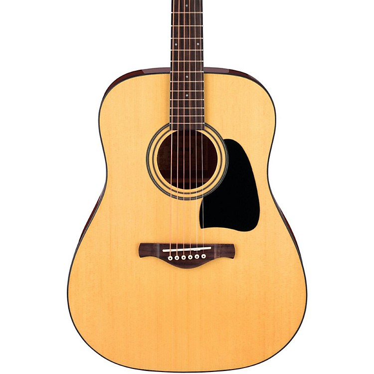 IbanezArtwood Series AW50 Solid Top Dreadnought Acoustic Guitar