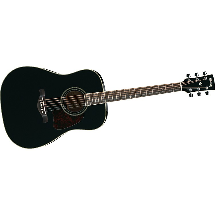 IbanezArtwood Series AW70 Solid Top Dreadnought Acoustic Guitar