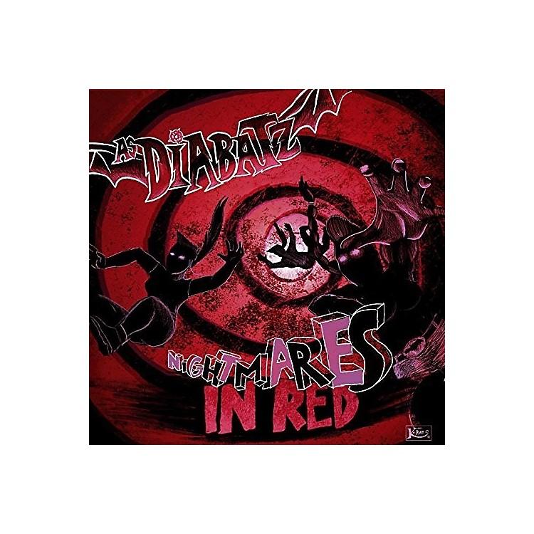AllianceAs Diabatz - Nightmares In Red