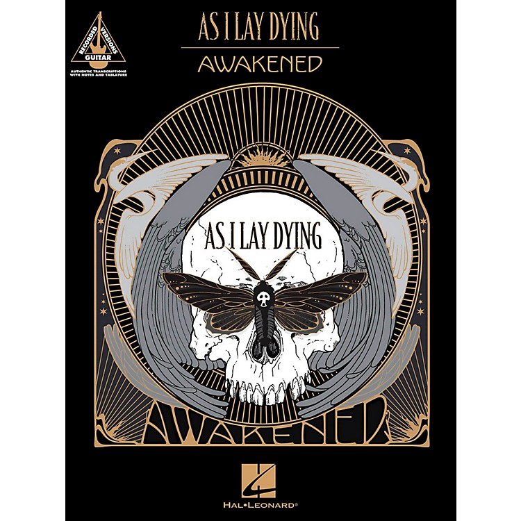 Hal Leonard As I Lay Dying - Awakened