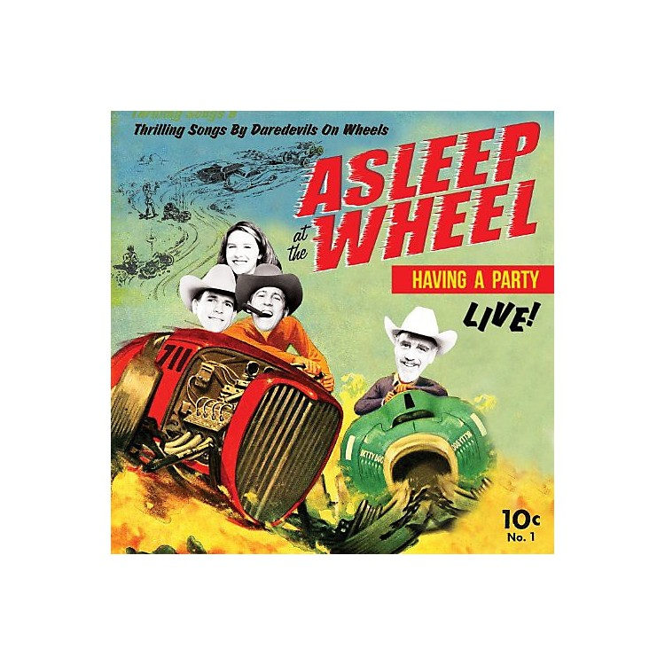 Alliance Asleep at the Wheel - Havin a Party-Live