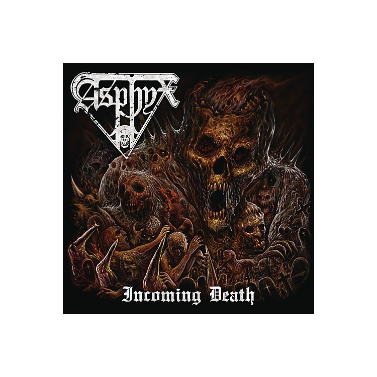 AllianceAsphyx - Incoming Death