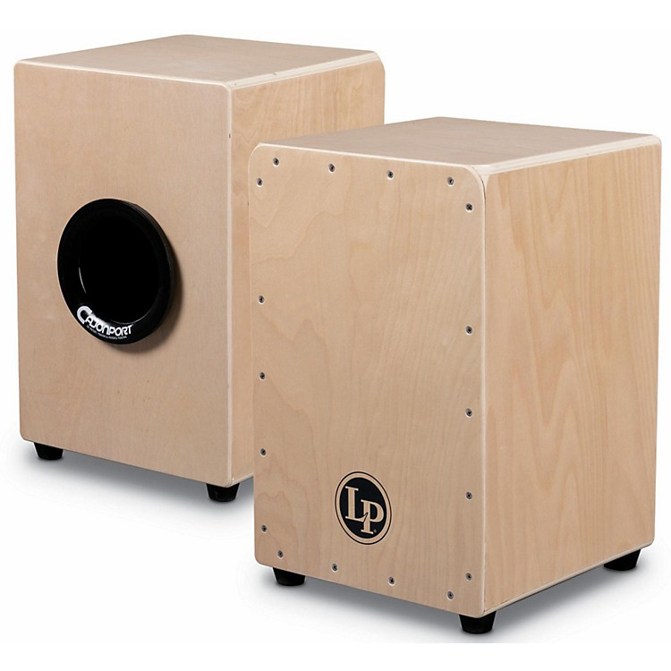 LP Aspire Tour Wire Cajon with Cajon Port and Bag