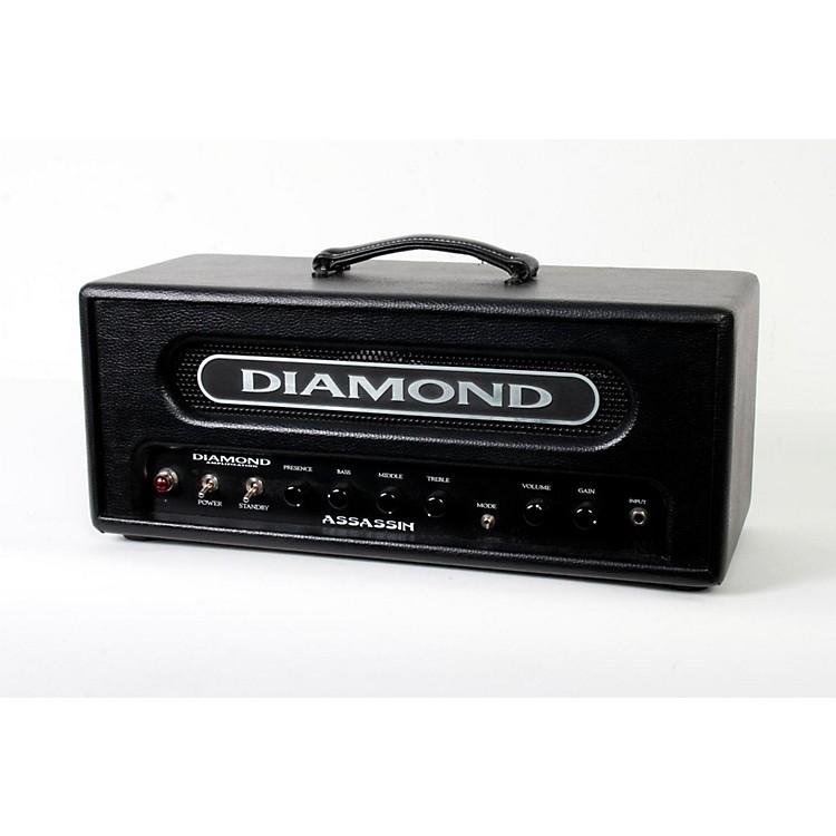 Diamond AmplificationAssassin Vanguard Series 22W Tube Guitar Amp HeadBlack888365777924
