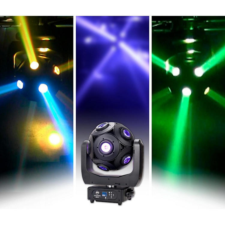 American DJAsteroid 1200 180W LED Spherical Centerpiece