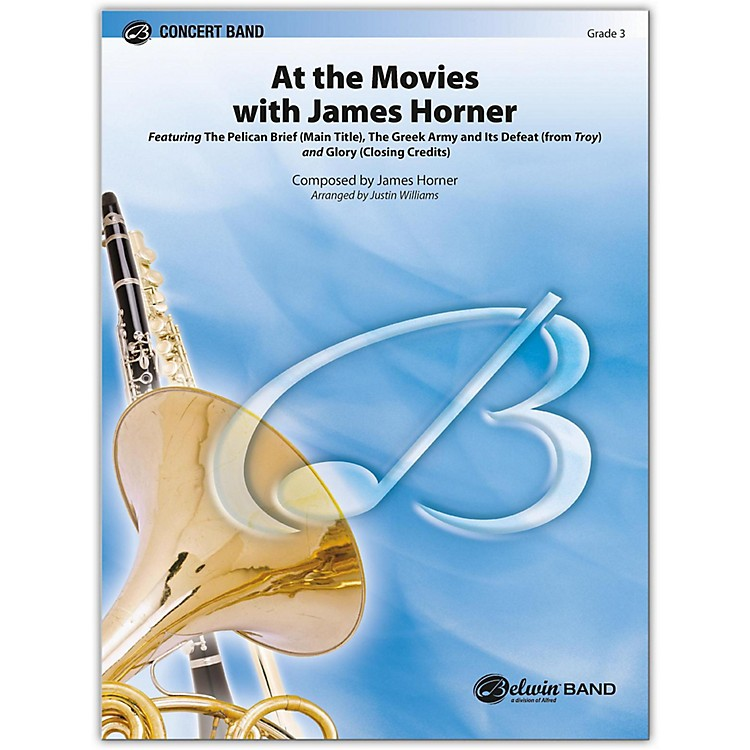 BELWINAt the Movies with James Horner 3 (Medium Easy)