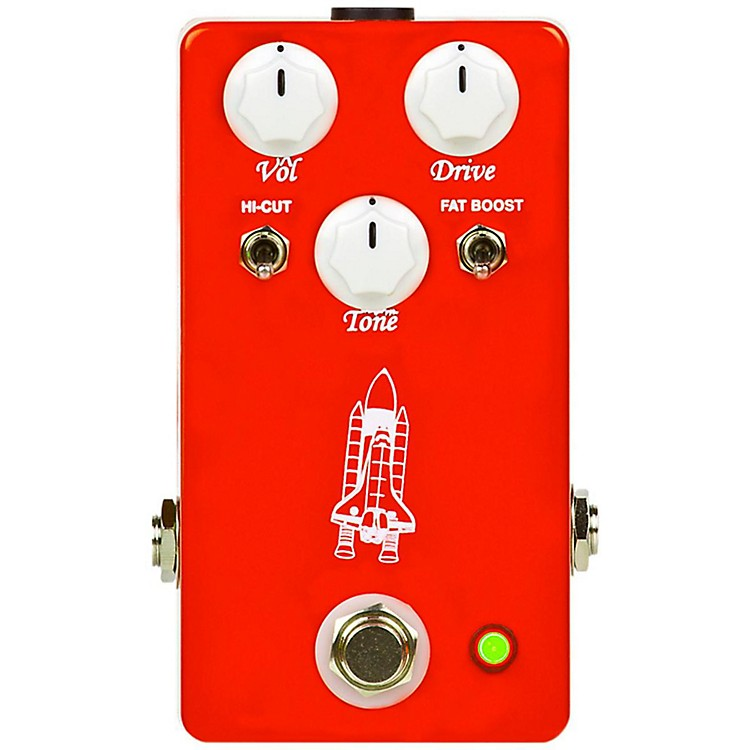 Throne Room PedalsAtlantis Overdrive Guitar Effects Pedal