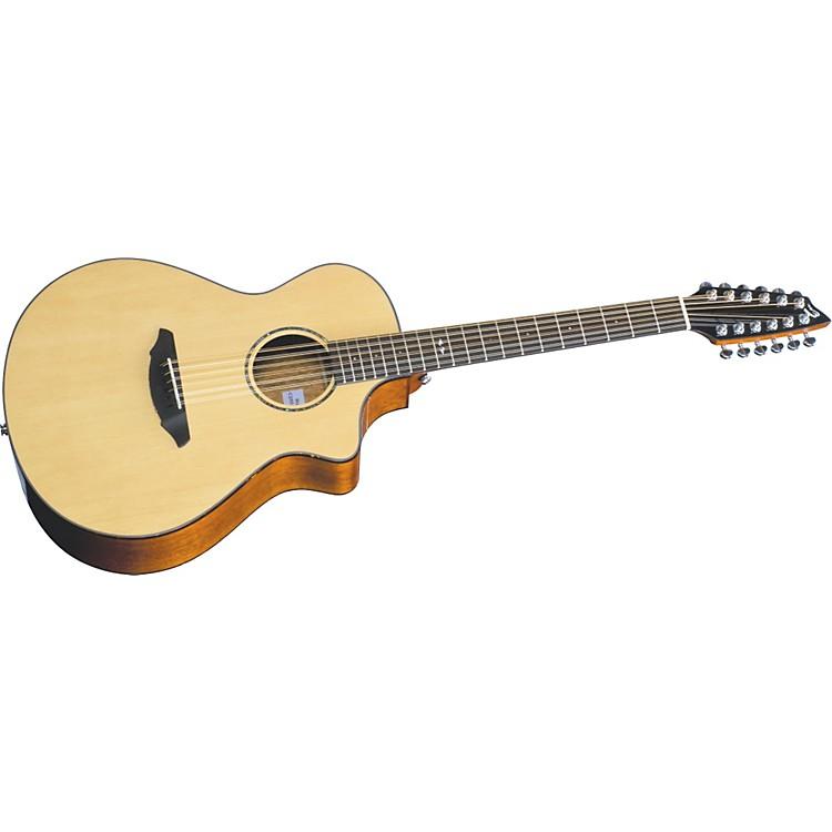 BreedloveAtlas Series Studio C250/SMe-12 12-String Concert Acoustic-Electric GuitarNatural