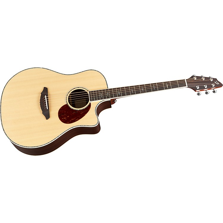 Breedlove Atlas Stage Series D25/SRe Dreadnought Acoustic-Electric Guitar Natural