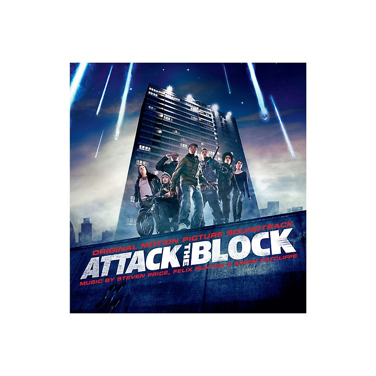 Alliance Attack The Block (Original Soundtrack)