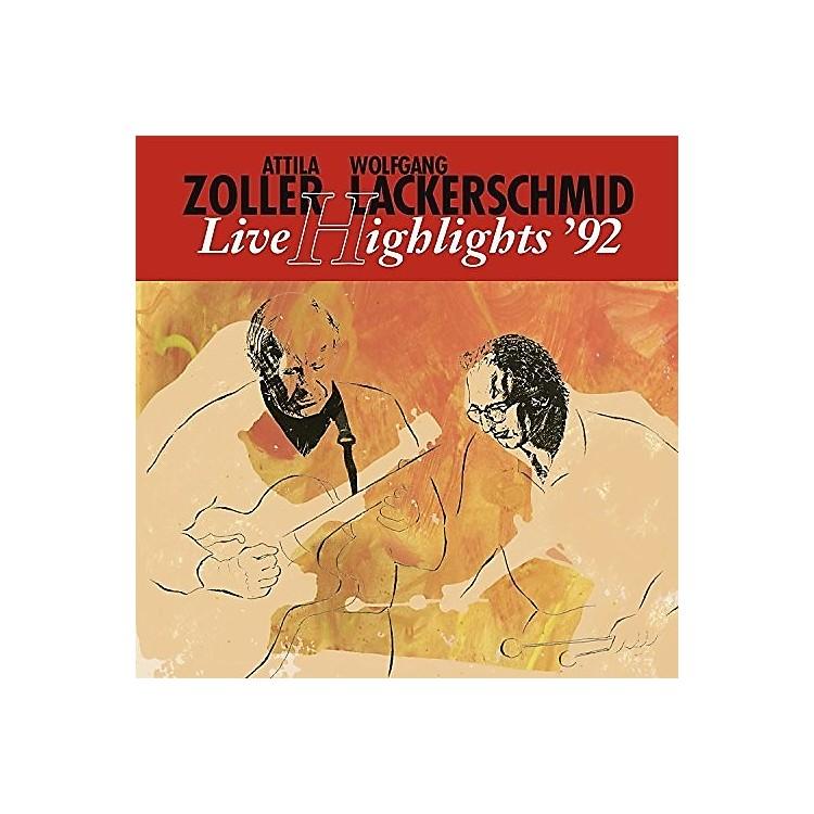 AllianceAttila Zoller & Lackerschmid, Wolfgang - Live Highlights '92