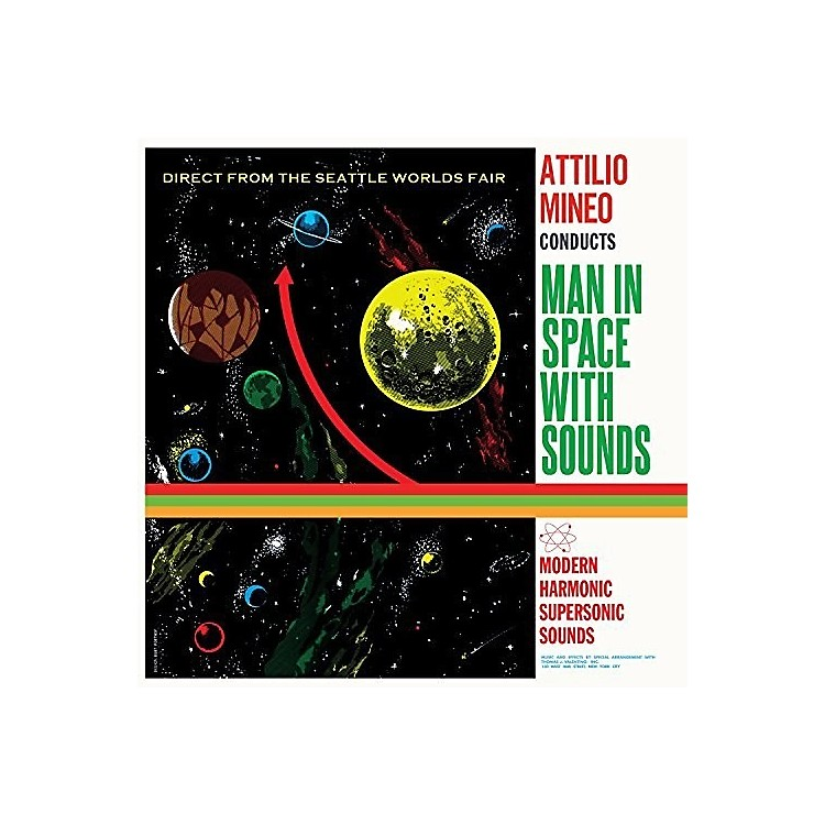 AllianceAttilio Mineo - Man In Space With Sounds