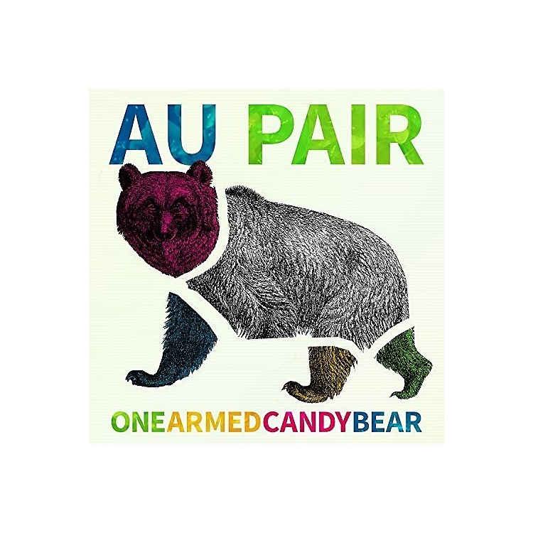 Alliance Au Pair - One-Armed Candy Bear