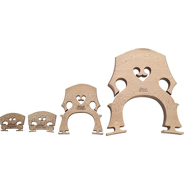 The String CentreAubert Adjustable Violin Bridge3/4 Low