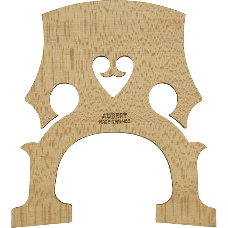 The String CentreAubert Cello Bridges#14, 3/4 Treated