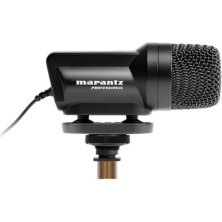 Marantz ProfessionalAudio Scope SB-C2, X/Y Stereo condenser microphone for DSLR cameras