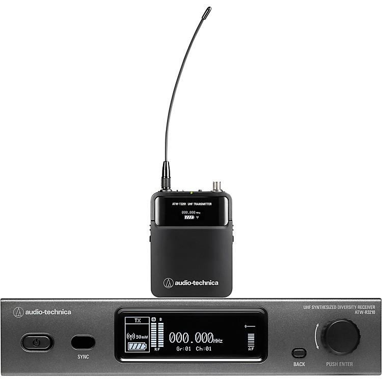 Audio-TechnicaAudio-Technica ATW-3211 3000 Series Frequency-agile True Diversity UHF Wireless SystemsBand EE1