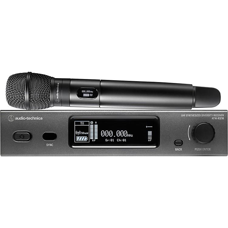 Audio-TechnicaAudio-Technica ATW-3212/C710 3000 Series Frequency-agile True Diversity UHF Wireless SystemsBand EE1