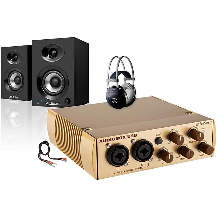 PreSonusAudioBox Gold Elevate Package