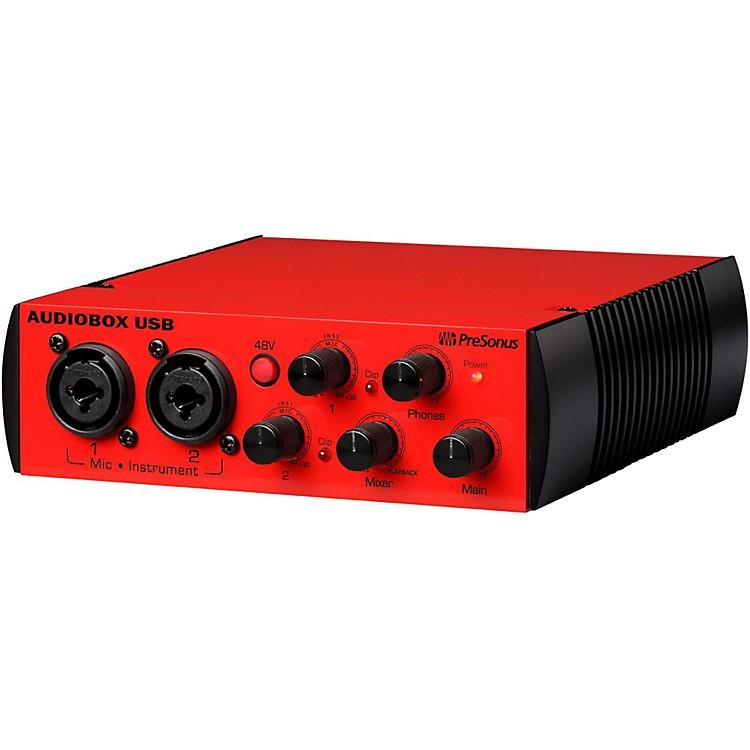 PreSonusAudioBox USB - Red888365817590