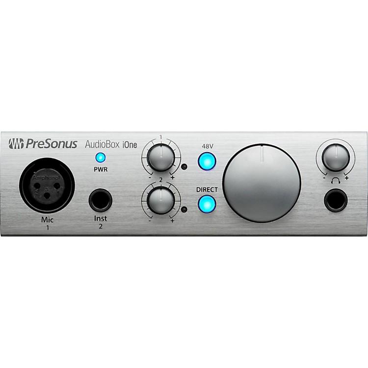 PreSonusAudioBox iOne 2x2 USB & iPad Recording System