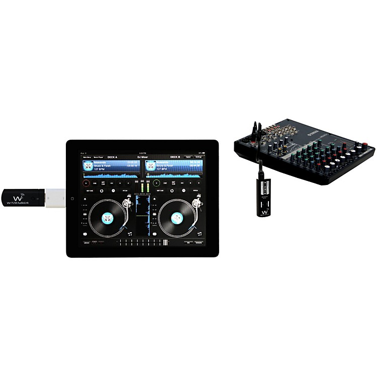 Wi DigitalAudioLink Ui Stereo Digital Wireless System For  iPod, iPad, iPhone, MAC, PC, TabletPC & Skype