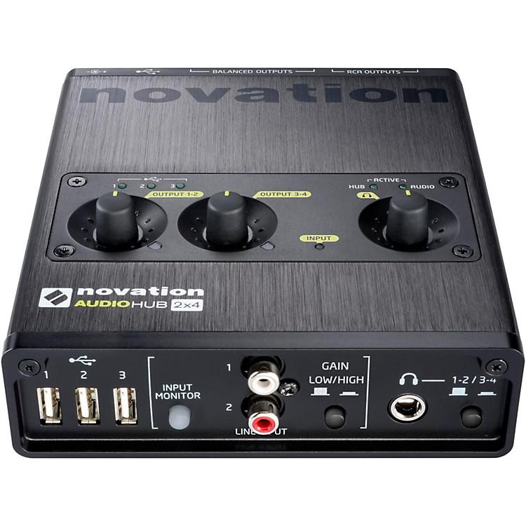 NovationAudiohub 2x4
